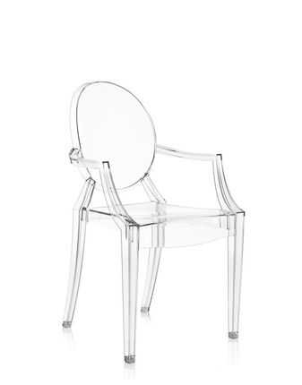 Kartell Louis Ghost -tuoli