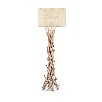 Ideal Lux Driftwood Lattiavalaisin