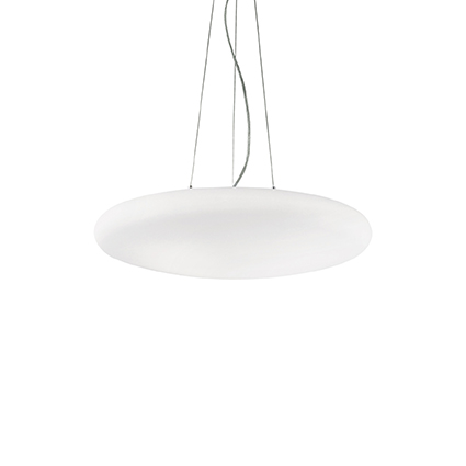 Ideal Lux Smarties Bianco SP3 D40 Riippuvalaisin