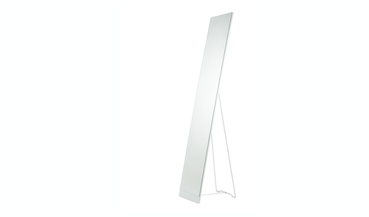 White Label Living Mirror Stand kokovartalopeili