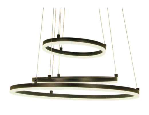 Aneta Circles LED Valaisin