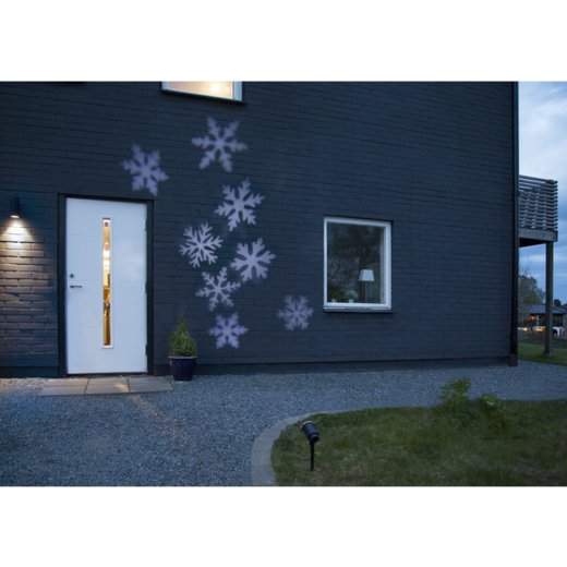 Startrading Snowflakes Projector
