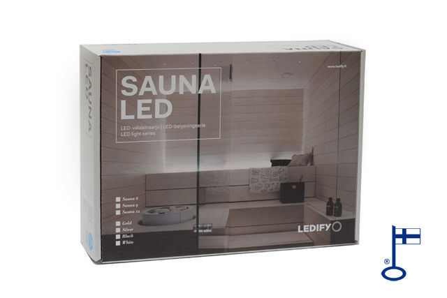 Ledify Sauna LED Valaisin